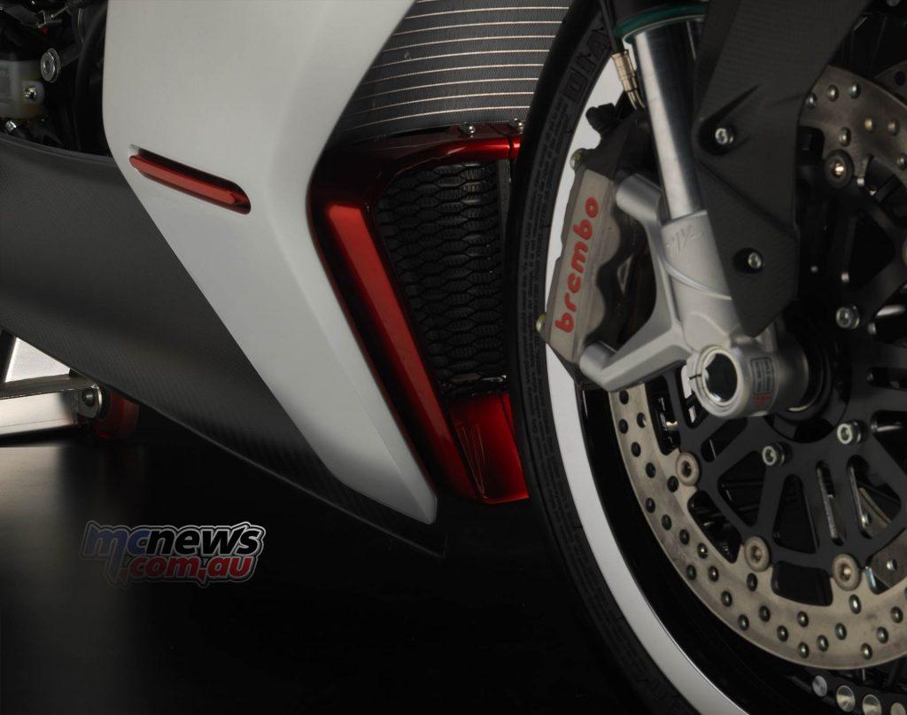 MV Agusta Superveloce Belly