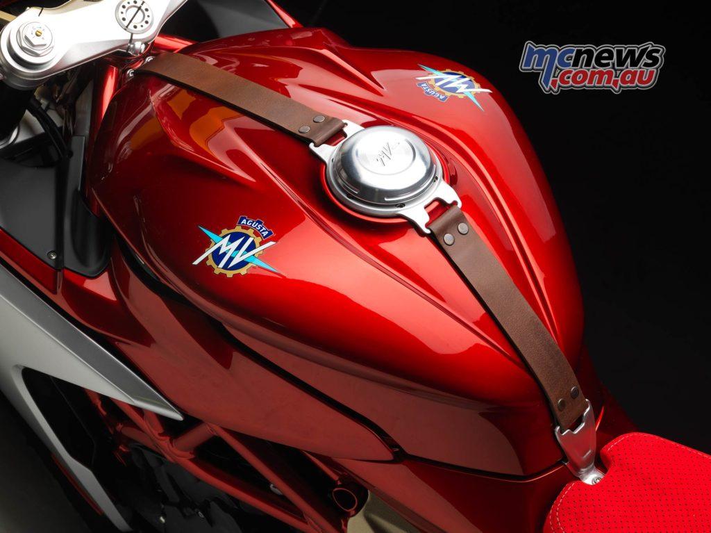 MV Agusta Superveloce Tank