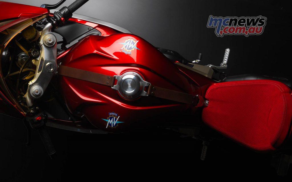 MV Agusta Superveloce Top Seat