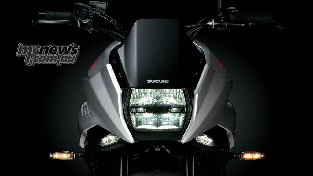 Suzuki Katana Lights