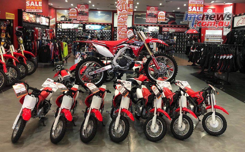 TeamMoto Sale Honda