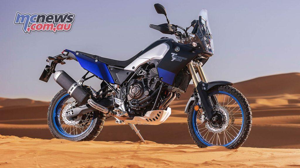 Yamaha Tenere MBL STA