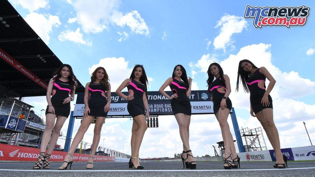 ARRC Rnd Grid Girls Buriram