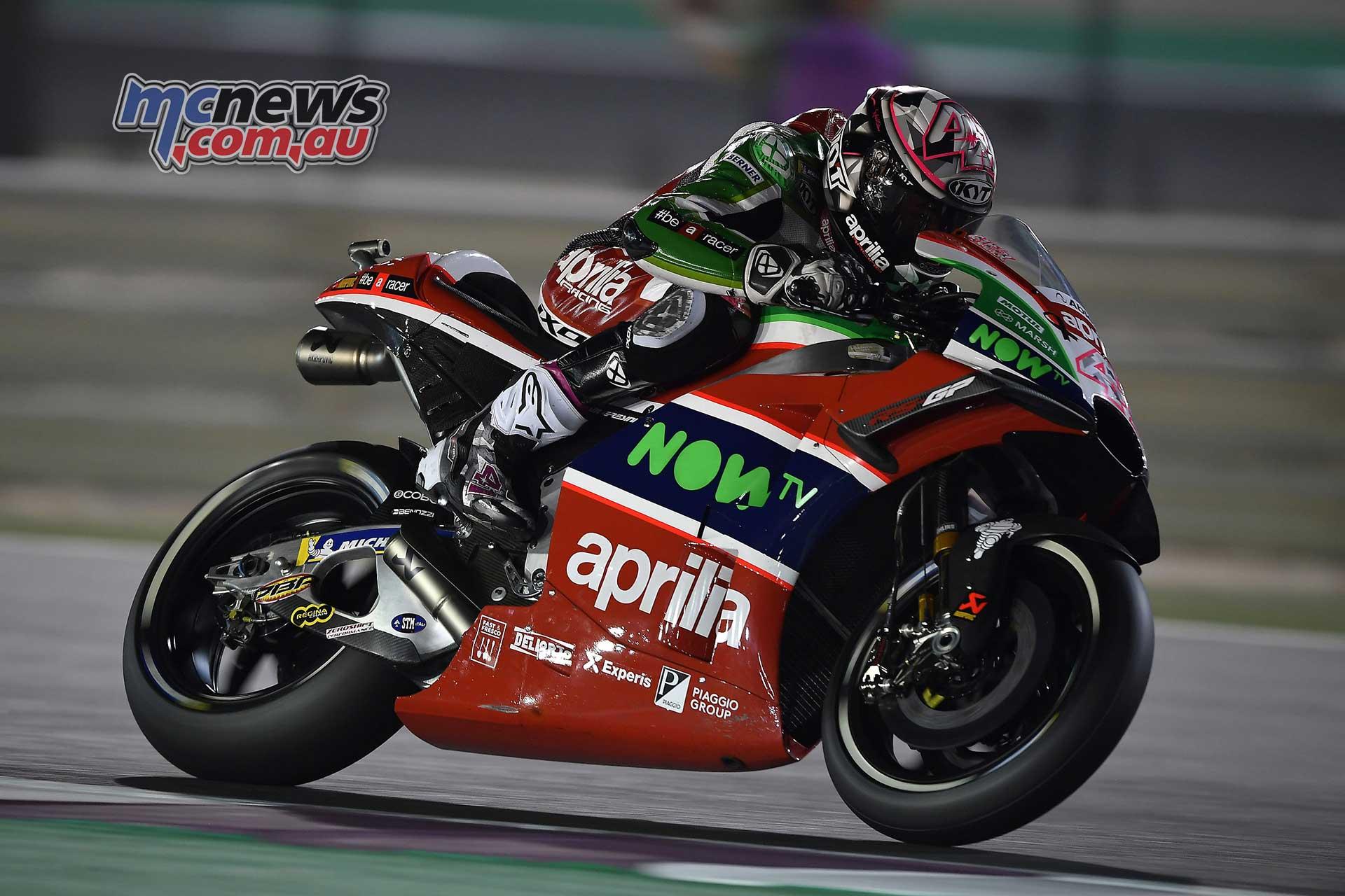 Riders reflect on opening day of Qatar MotoGP 2018   MCNews.com.au