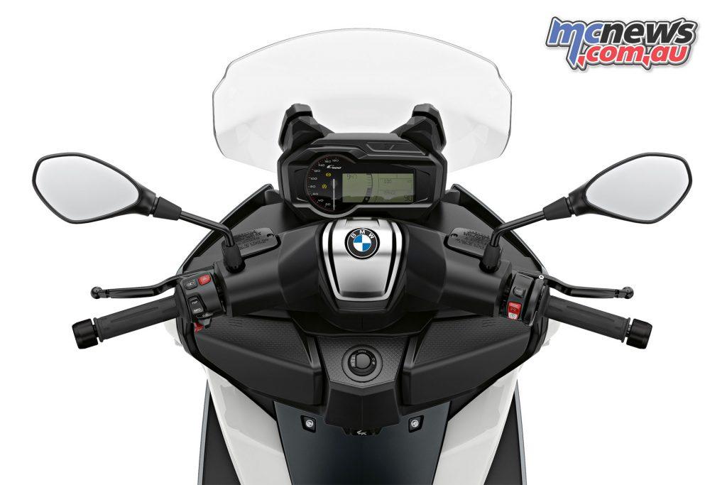 BMW C GT