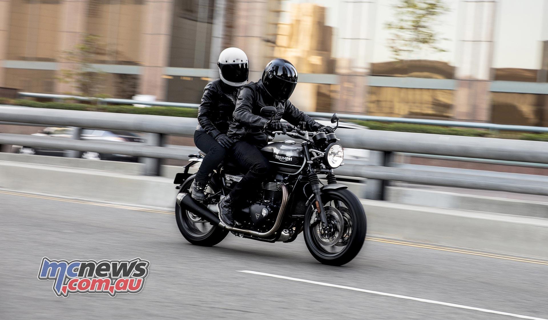 2019 Triumph Speed Twin 196kg 112 Nm 96 Hp Mcnews