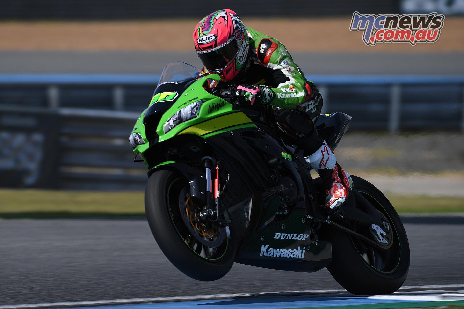 Glenn Allerton Excited To Join FIM ARRC Superbike In 2019