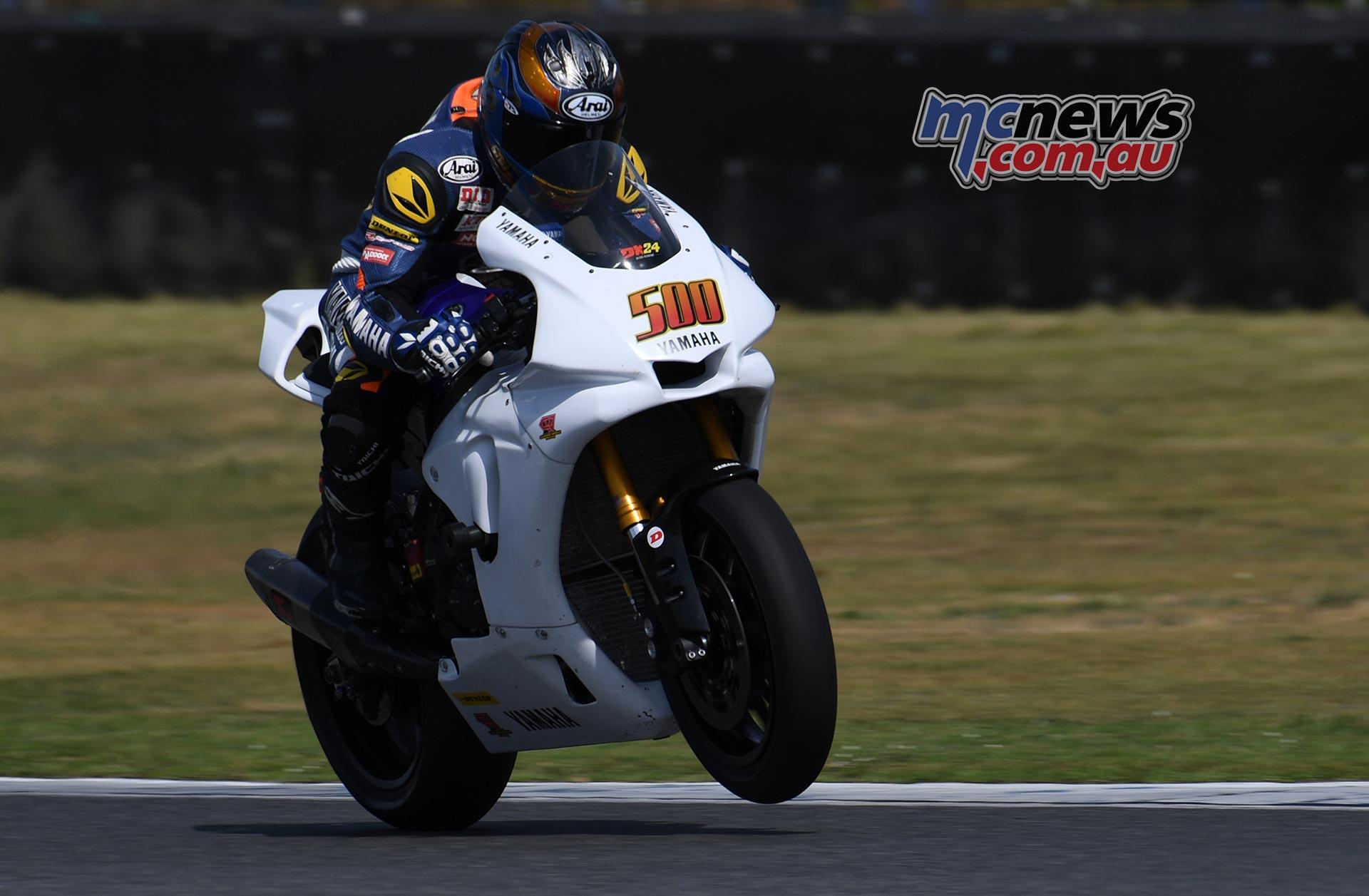 Glenn Allerton Joins Asian Road Racing Superbike Test