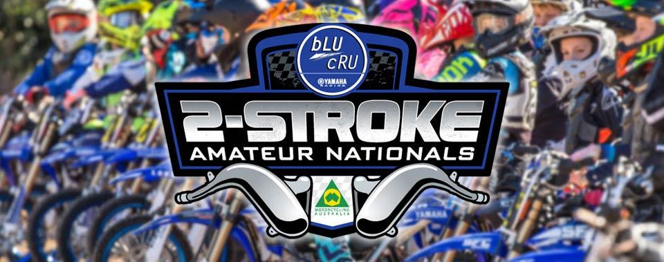 Blu Cru stroke Nationals