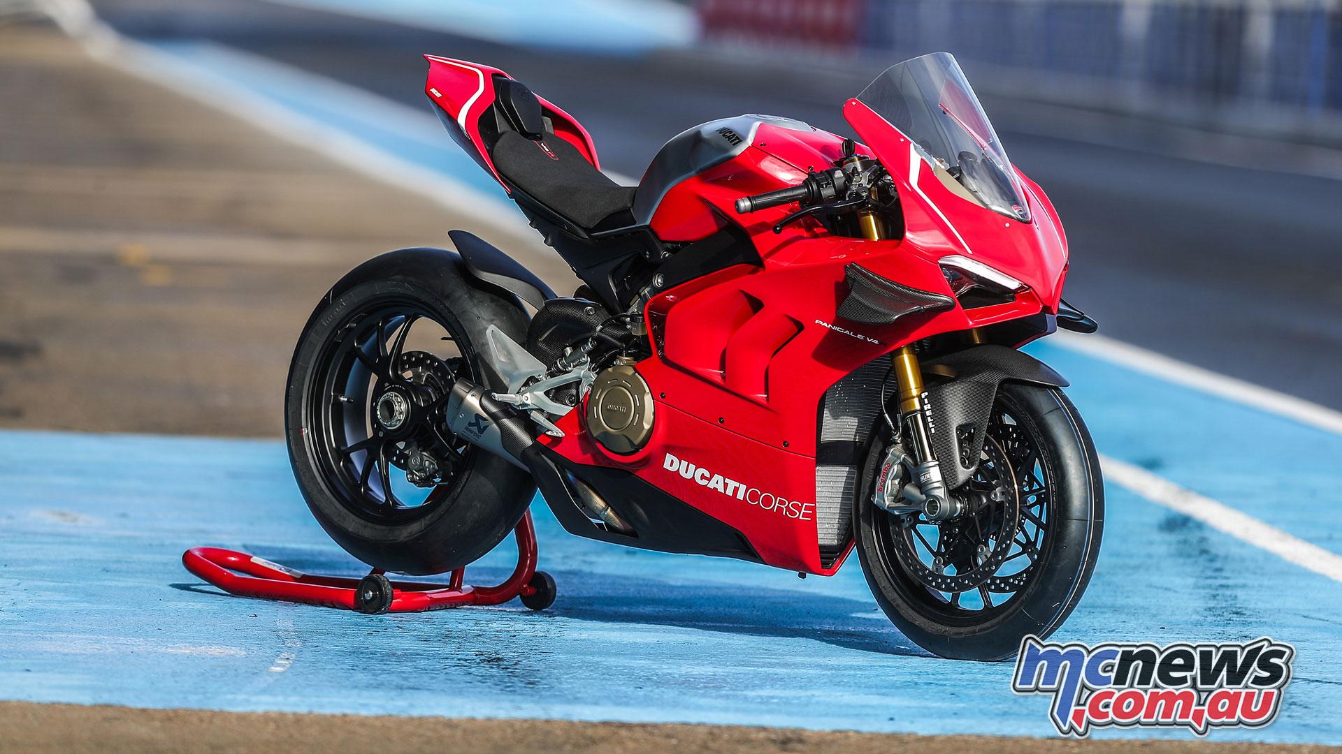 2019 Ducati Panigale V4 R | 998cc racer | More tech details! | MCNews.com.au