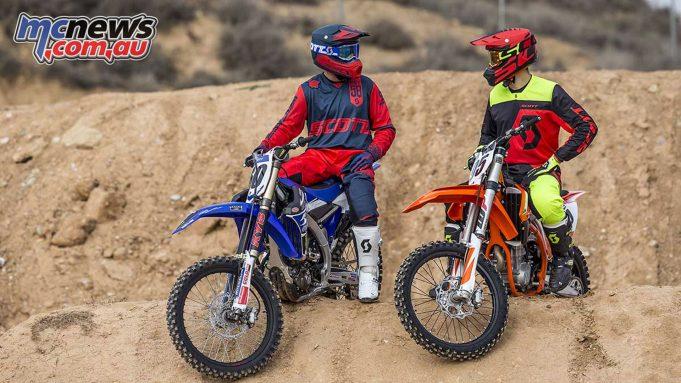 Scott Dirt Gear Set