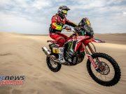 Dakar Stage Joan Barreda