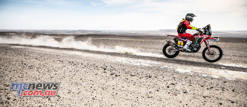 Dakar Stage Barreda