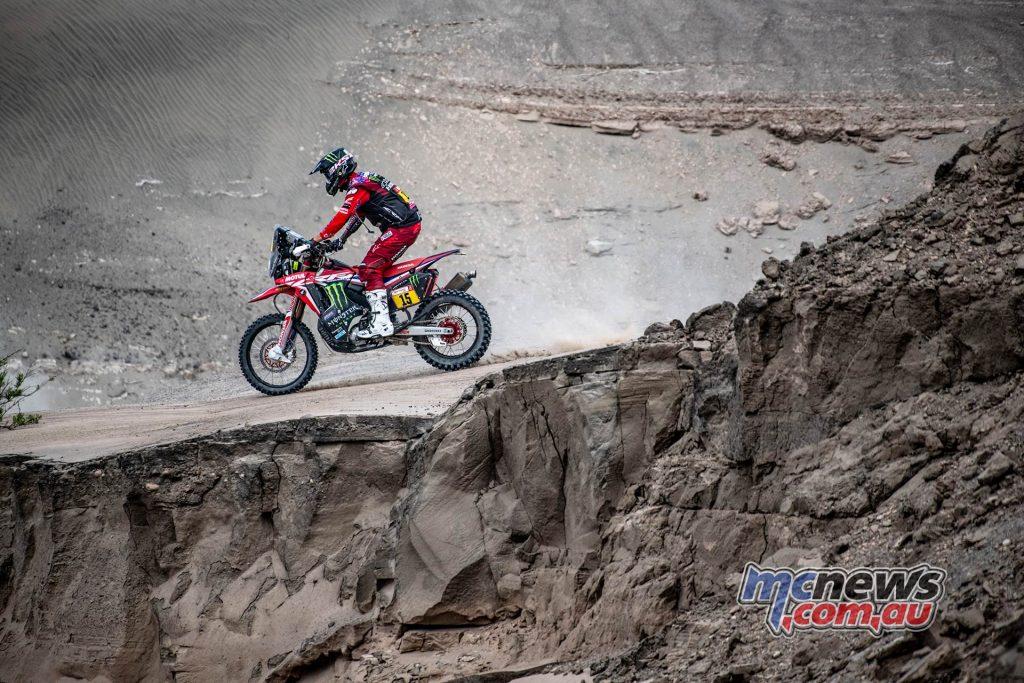 Dakar Stage Brabec