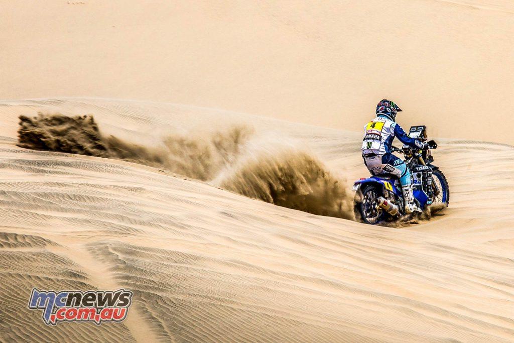 Dakar Stage VanBeveren