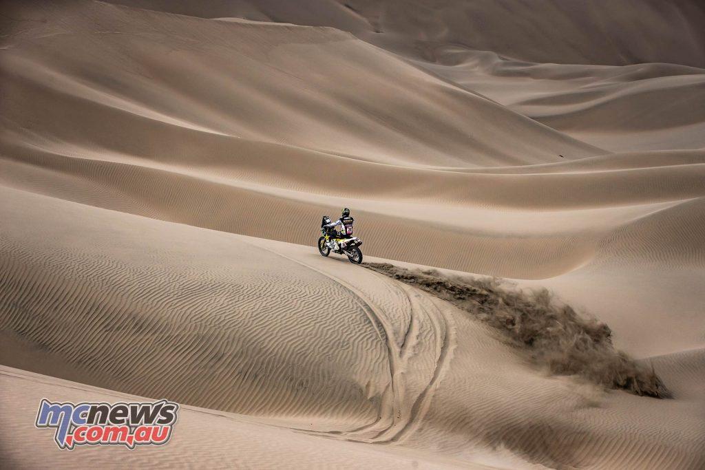Dakar Stage Andrew Short