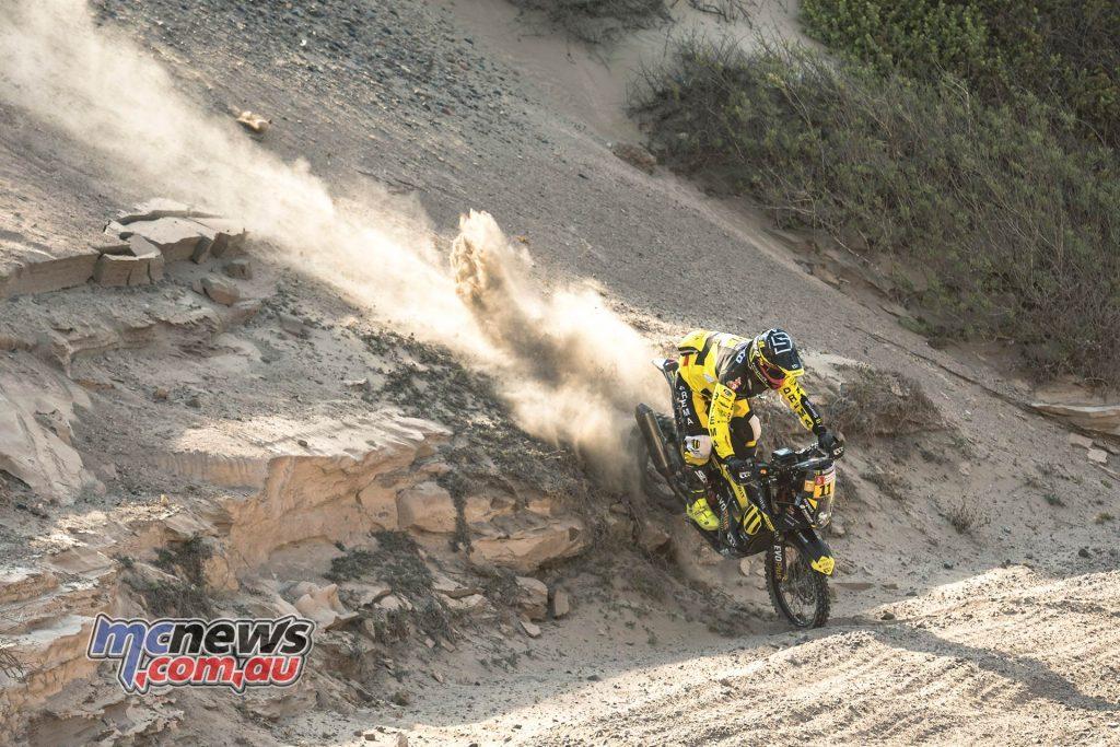 Dakar Stage Stefan Svitko