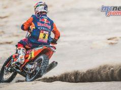 Dakar Stage Toby Price