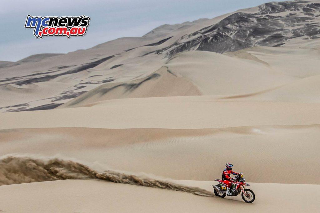 Dakar Stage Cornejo