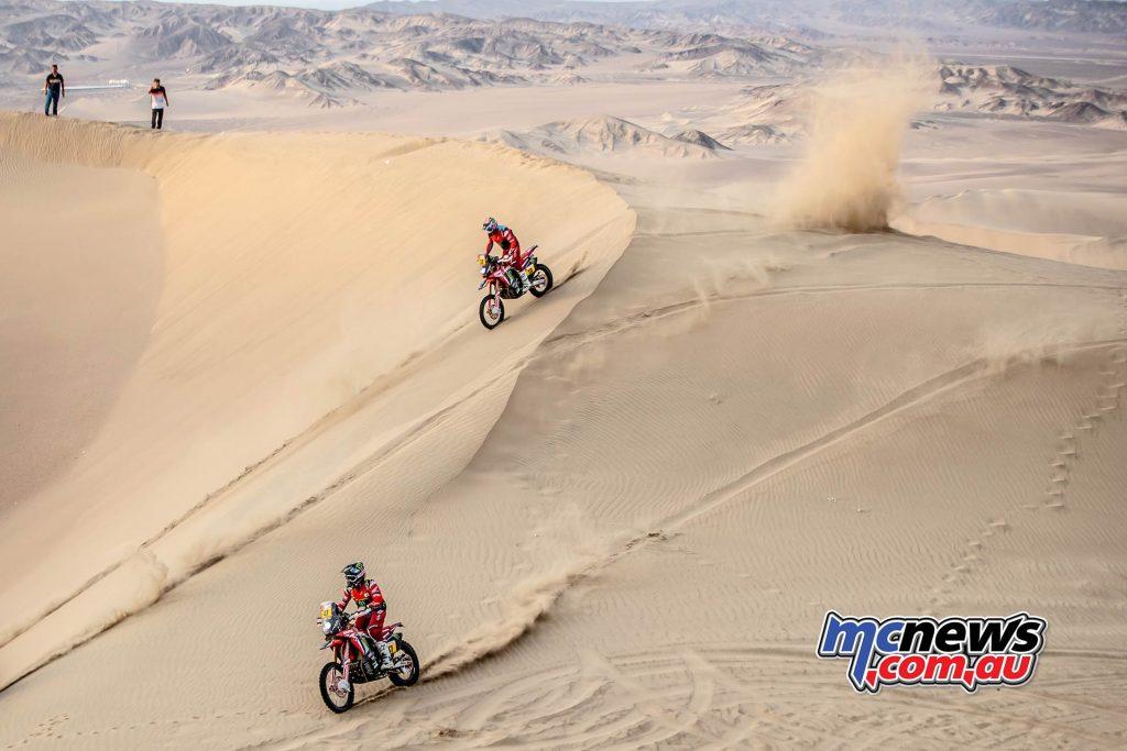 Dakar Stage Kevin Benavides Pack