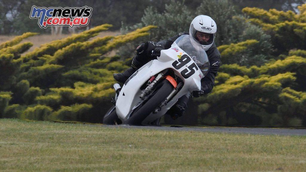 IIC Phillip Island Rob Mott Friday Martin Morrison