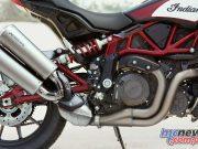 Indian FTR S RaceReplica