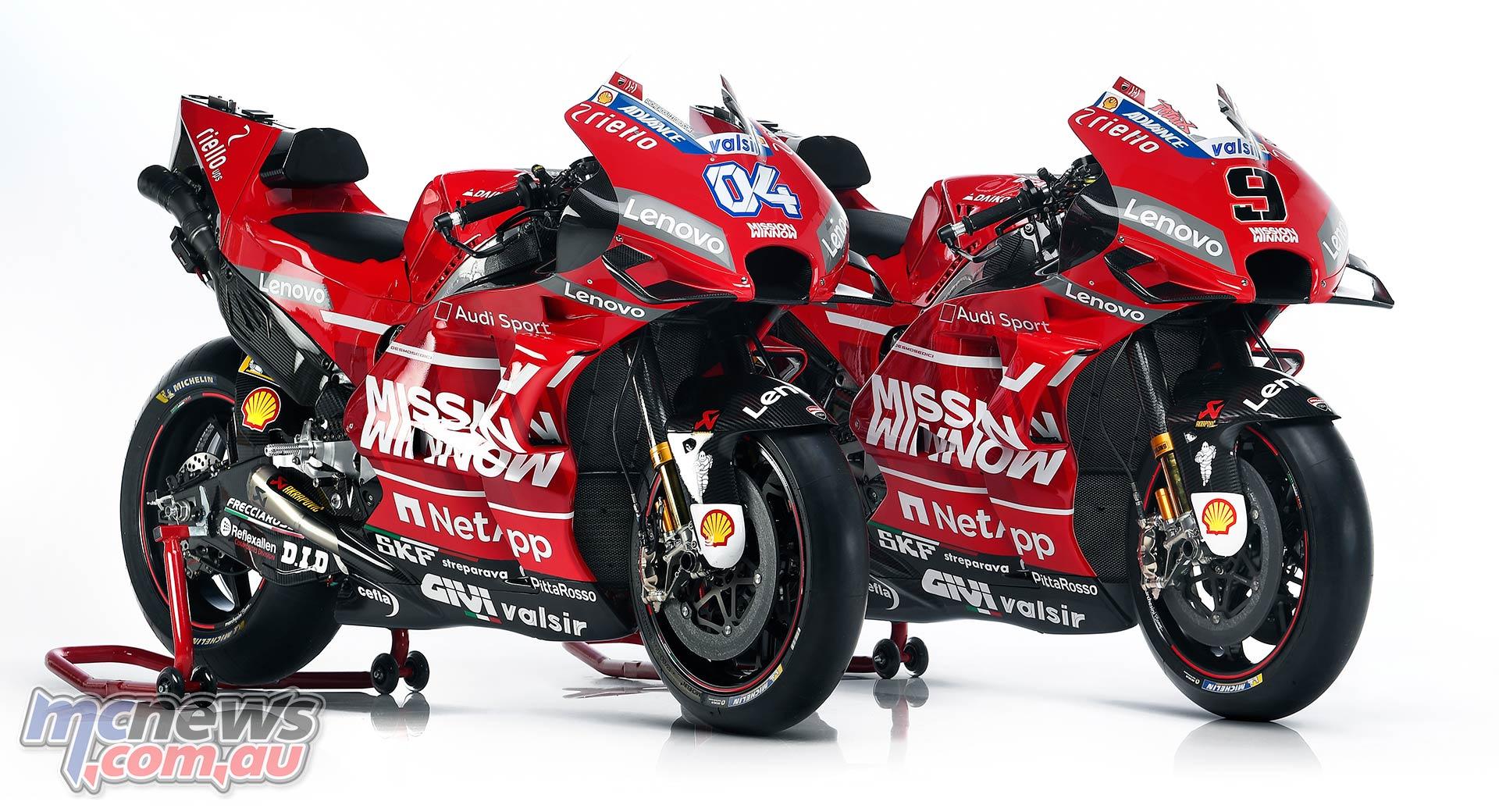 2019 Ducati Desmosedici GP19 | Images in detail | MCNews ...