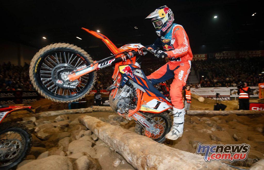 SuperEnduroGP Rnd Germany Cody Webb