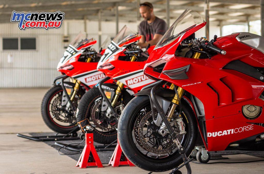 Ducati Panigale VR DesmoSport Ducati