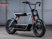 Harley Davidson Ebike Concepts