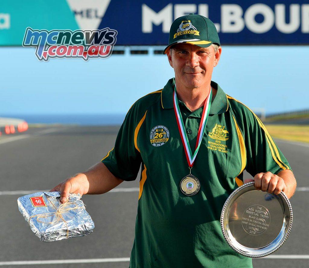Island Classic RCimage Steve Martin Ken Wootton Perpetual Trophy