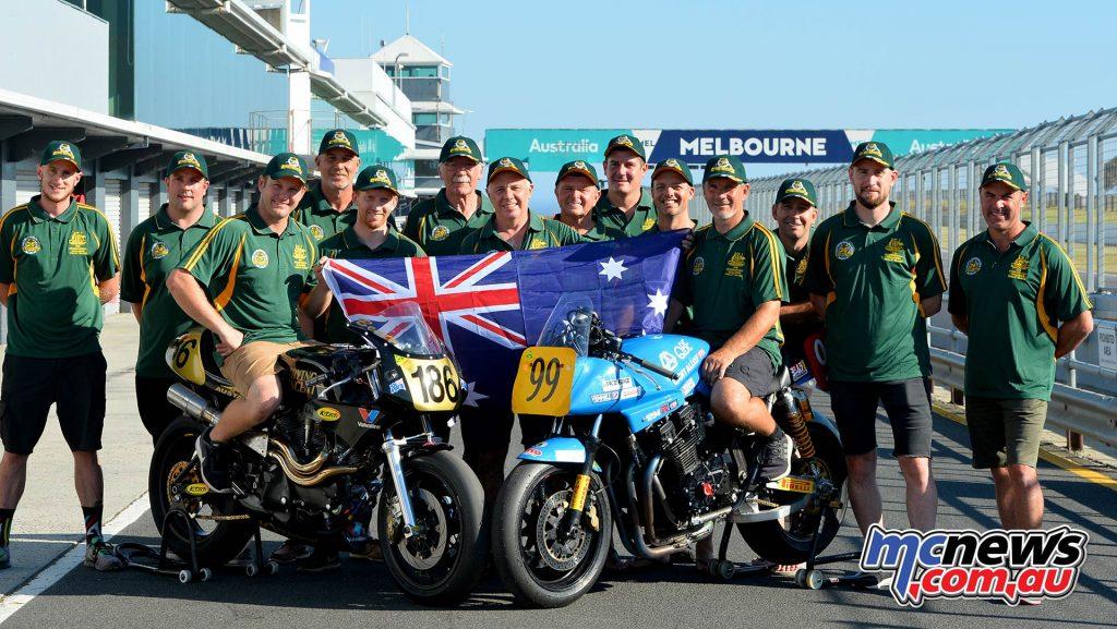 Island Classic RCimage Team Australia