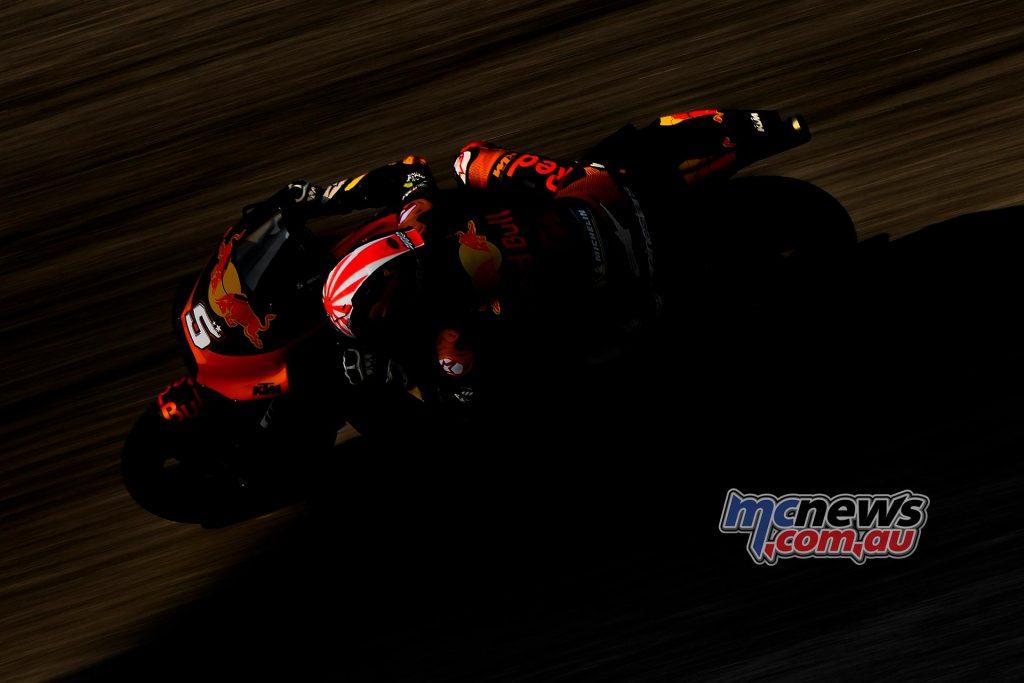 MotoGP Sepang Test Day Johann Zarco