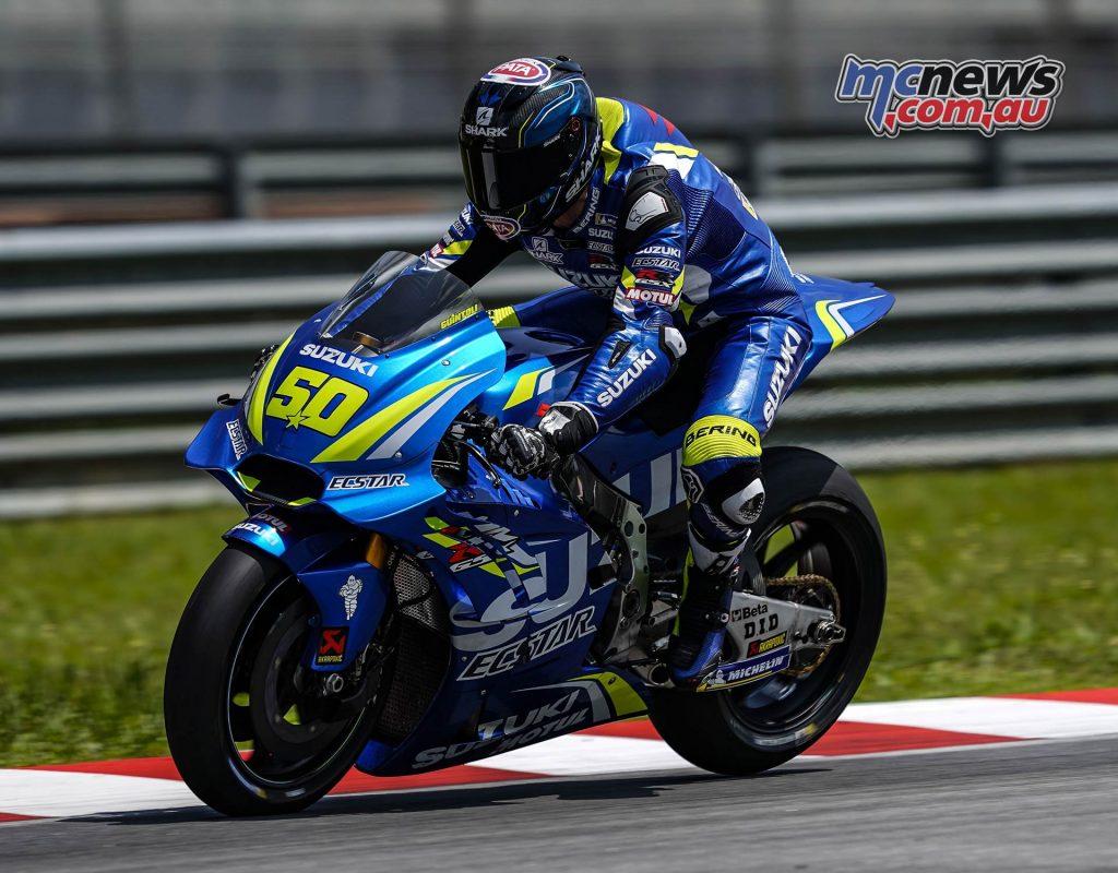 MotoGP Sepang Test Guintoli