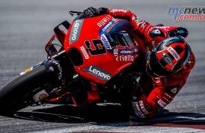 MotoGP Sepang Test Petrucci
