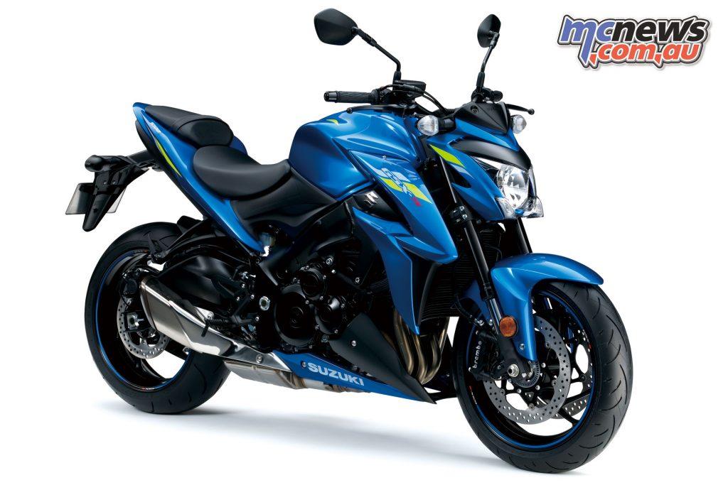 Suzuki GSX SYAL YSF D