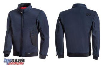 Ixon Camden Jacket - Navy