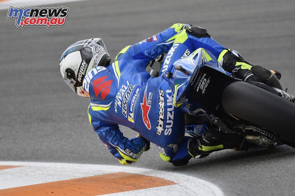 MotoGP Suzuki Ecstar Preview Alex Rins