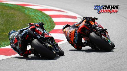 MotoGP Rnd Austria Moto Bagnaia GP AN