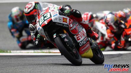 MotoGP Rnd Austria Moto Antonelli GP AN