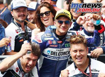 MotoGP Rnd Austria Moto Martin GP AN