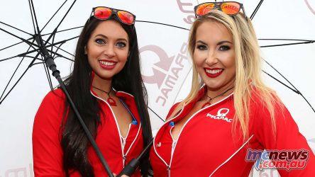MotoGP Silverstone Girls GP Cover