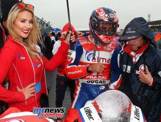 MotoGP Silverstone Petrucci GP AN
