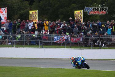 MotoGP Silverstone Rins GP AN