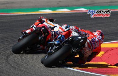 MotoGP Aragon Dovi GP AN