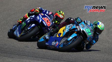 MotoGP Aragon Morbidelli GP AN