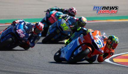 MotoGP Aragon Moto Baldassari GP AN
