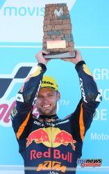 MotoGP Aragon Moto Binder GP AN