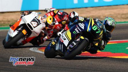 MotoGP Aragon Moto Gardner GP AN
