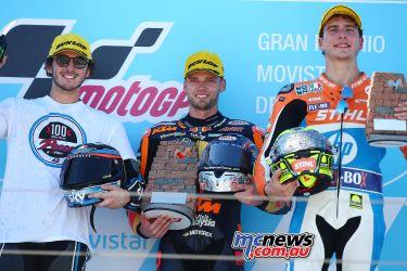 MotoGP Aragon Moto pod GP AN